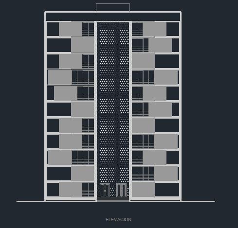 پروژه مجتمع مسکونی طرح 5