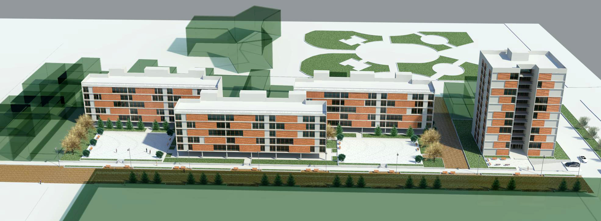 Residential Complex Project (4)