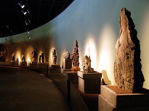 دانلود مطالعات کامل موزه سنگ