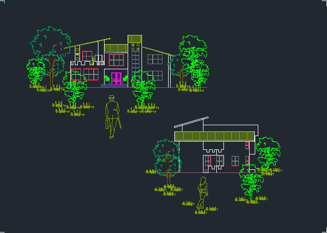 Residential Complex Plan (1)