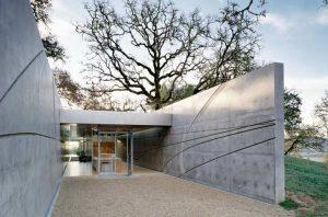 رساله معماری دهکده هنرمندان