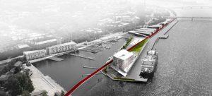 رساله طراحی پایانه دریایی