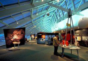 رساله معماری موزه نجوم و کیهان شناسی