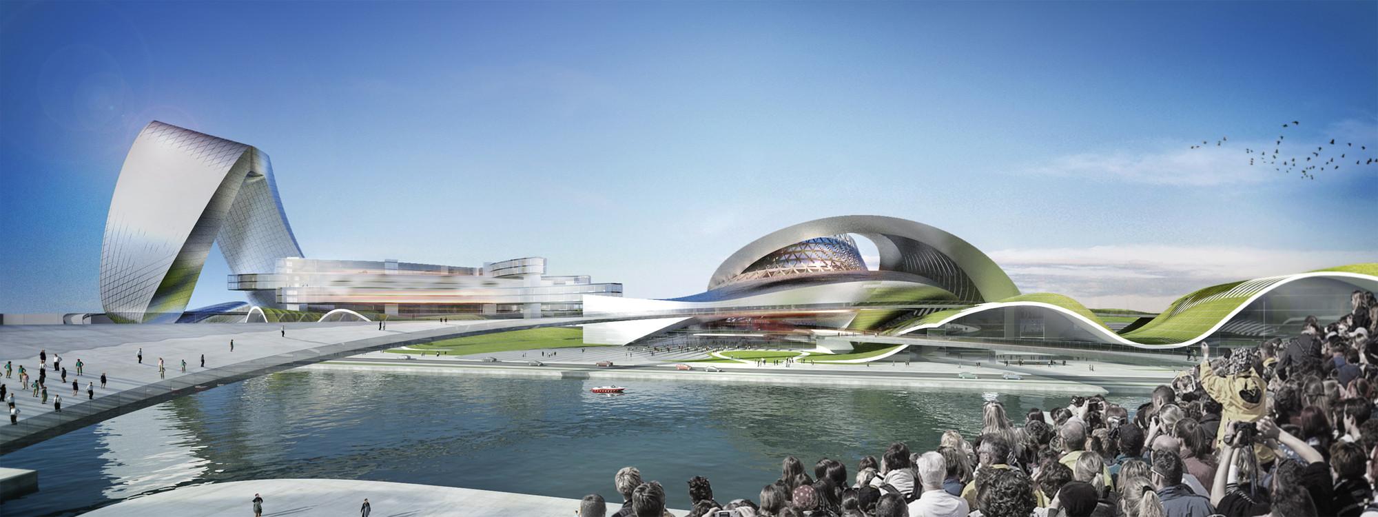 رساله معماری فرهنگسرای هنر
