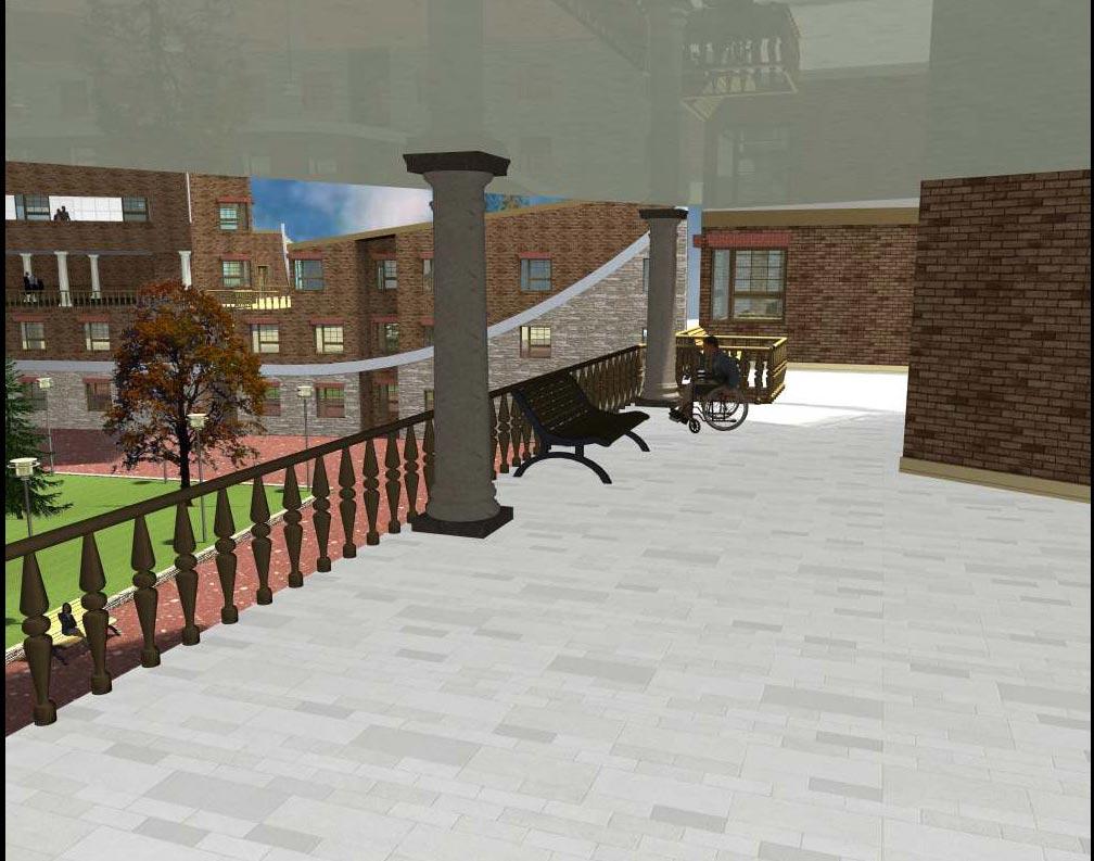 پروژه مسکونی طرح 5 کامل