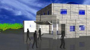 طرح موزه آثار تاریخی