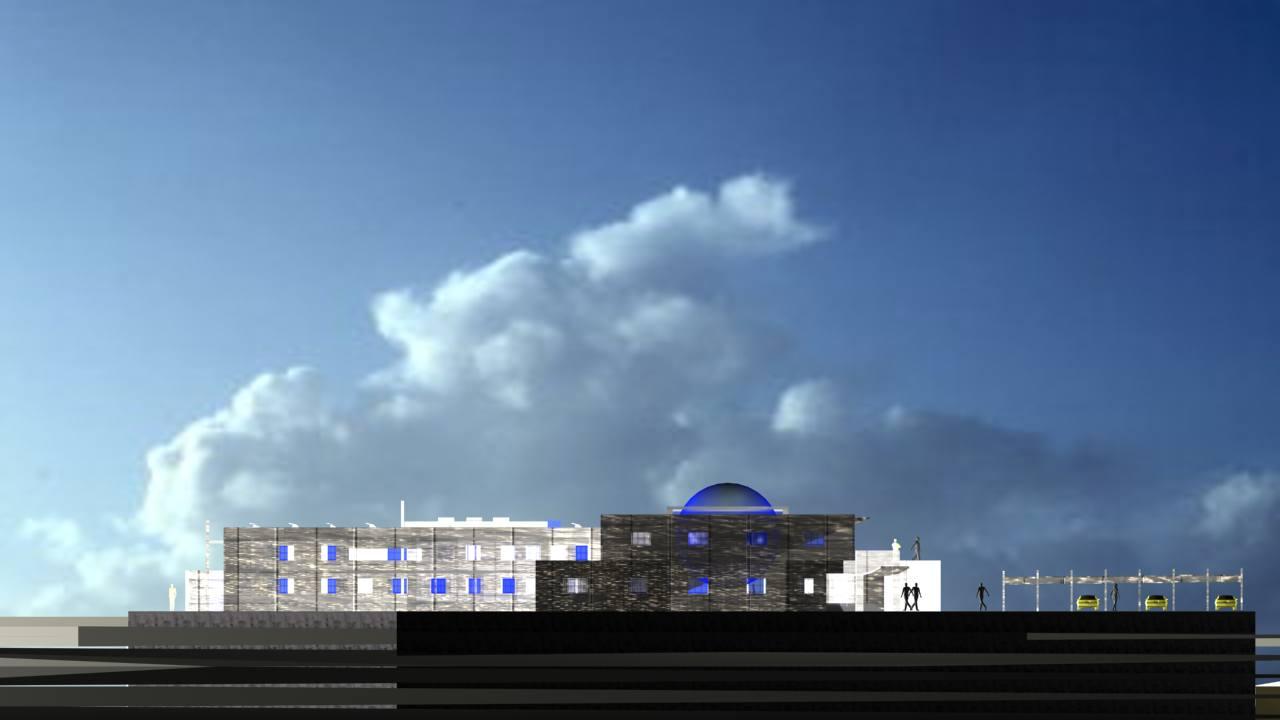 کاملترین پروژه موزه آثار تاریخی