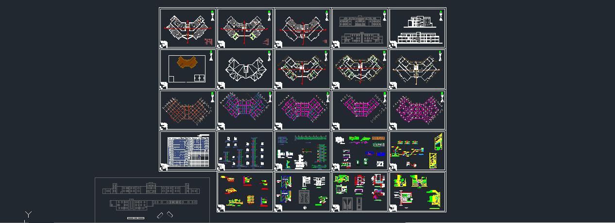 پکیج کامل پلان مدرسه