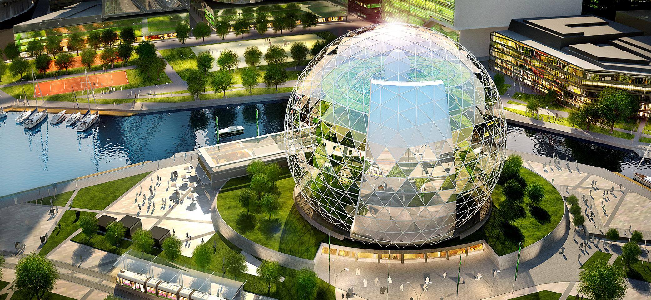 نمایشگاه بین المللی با رویکرد بهره گیری از انرژی های نو