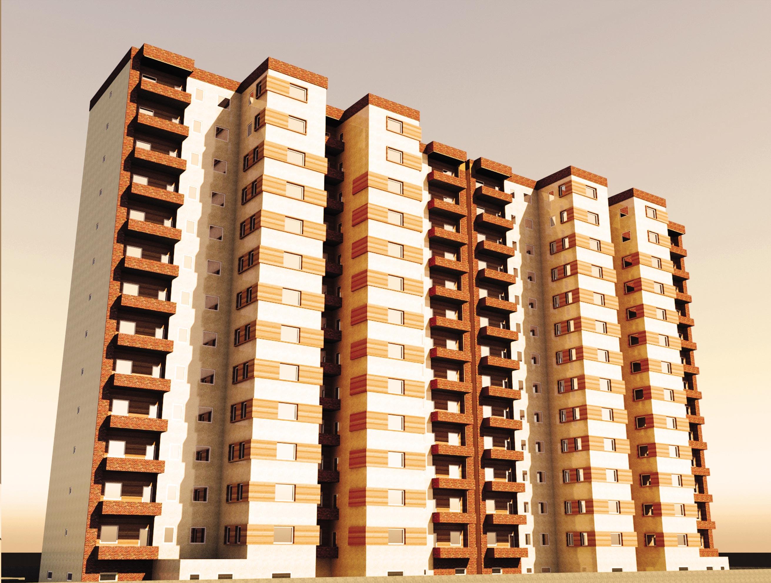 پروژه مسکونی کامل طرح 5