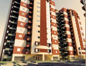 طرح مجتمع مسکونی طرح 5 کامل