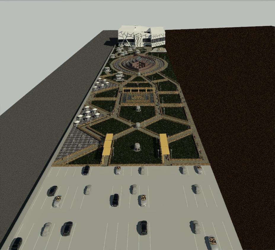 پلان موزه جنگ