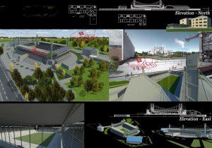 پروژه استادیوم کامل