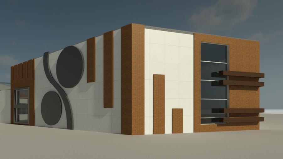 طرح کامل موزه هفت گانه