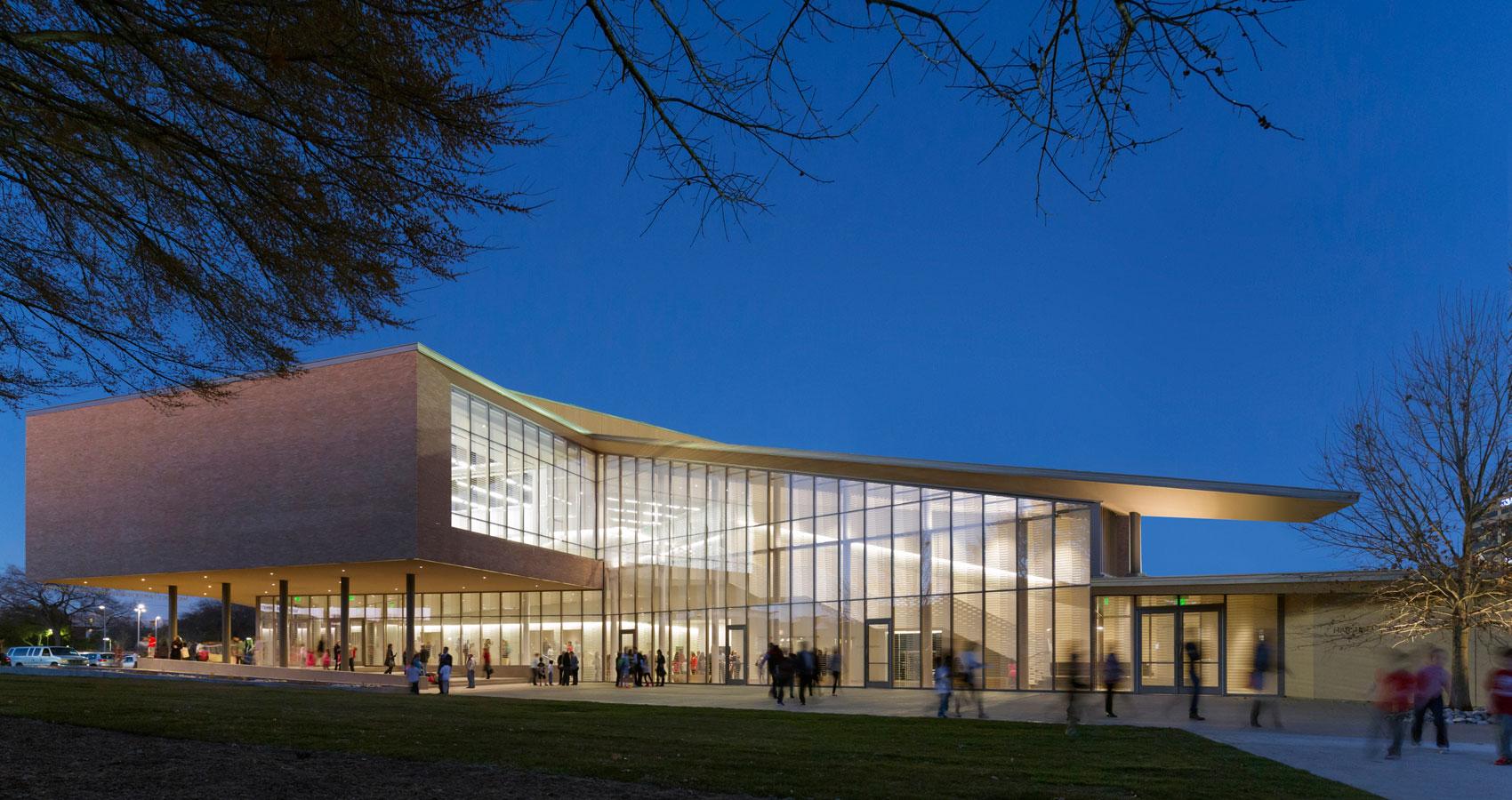مطالعات ارشد طراحی مرکز ترویج و اشاعه هنر های نمایشی