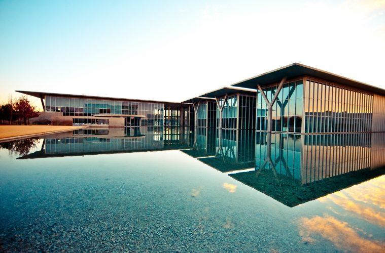 دانلود پروژه موزه فورت ورث