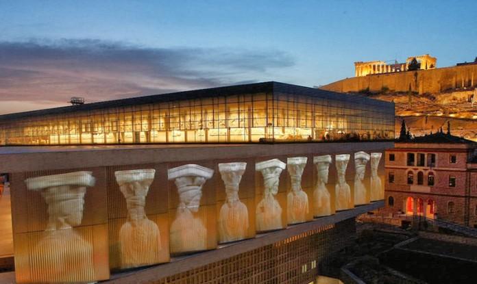 پاورپوینت کامل موزه آکروپولیس