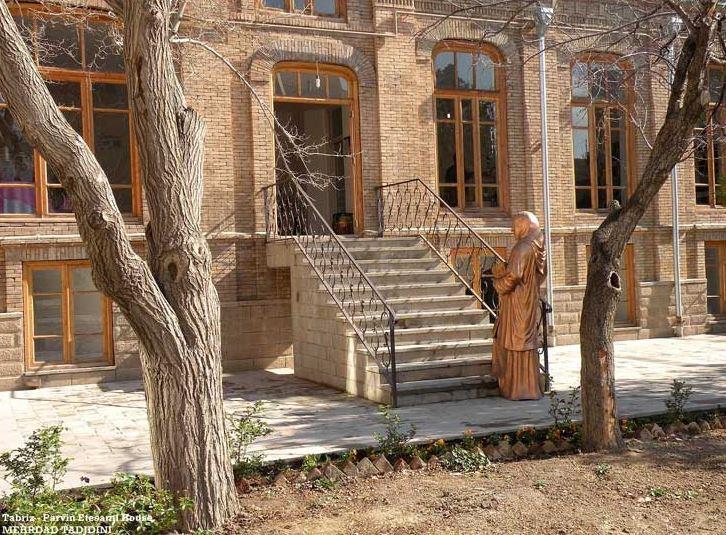 دانلود رایگان مرمت خانه اعتصامی