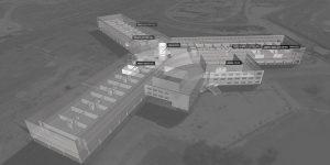 رساله کامل طراحی زندان