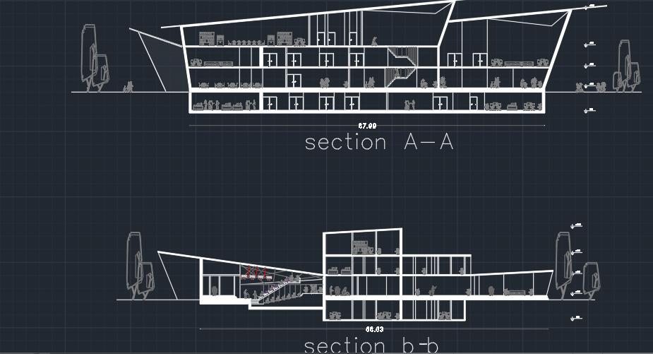 طرح مرکز ملی بازی های رایانه ای با جزئیات کامل