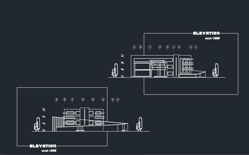 طرح کامل کتابخانه محله با جزئیات