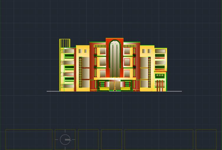 پروژه طراحی فنی کامل