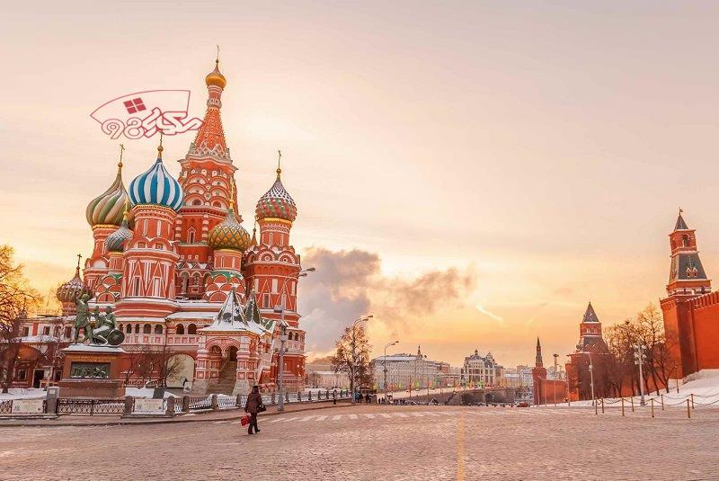 پروژه تحلیل میدان سرخ روسیه
