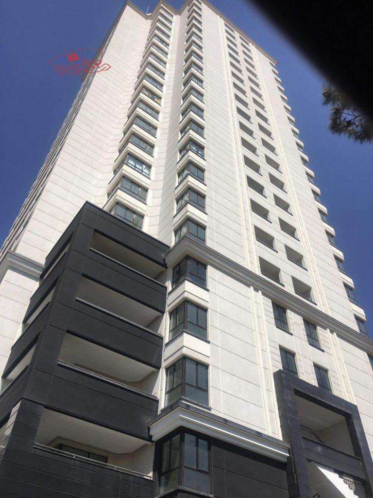 پاورپیونت کامل برج مسکونی کادوس