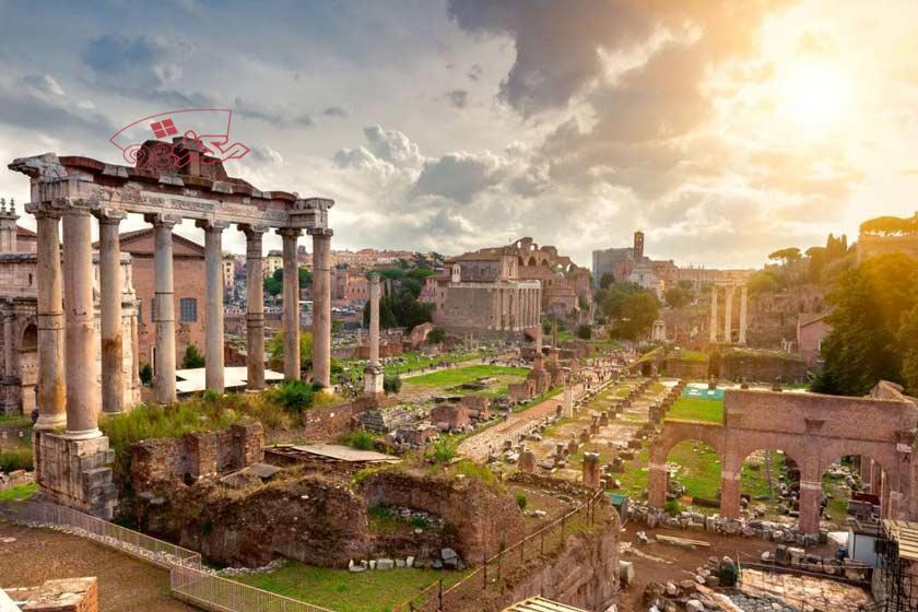 دانلود رایگان پاورپوینت تحلیل معماری روم