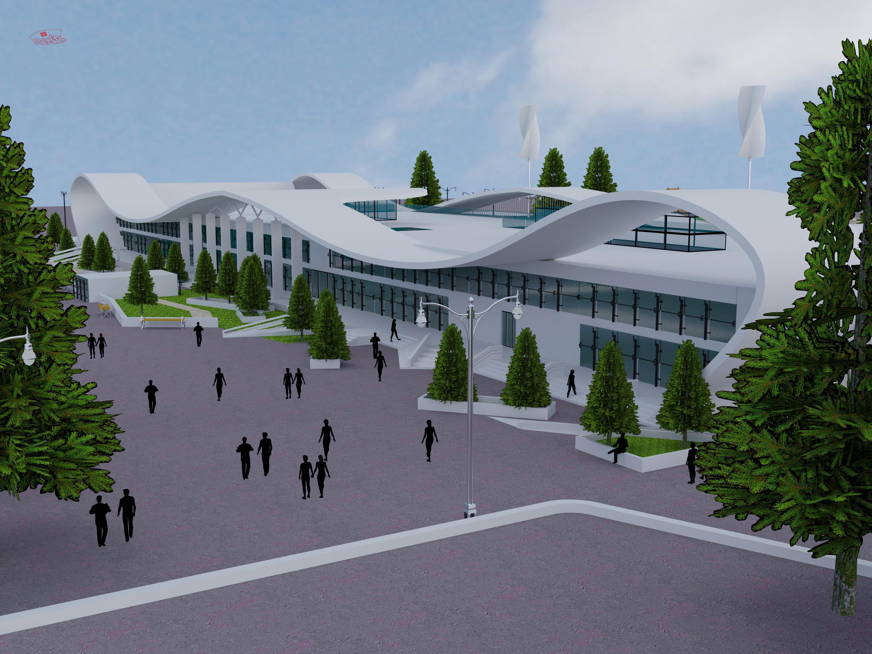 پلان پژوهشگاه انرژی های نو