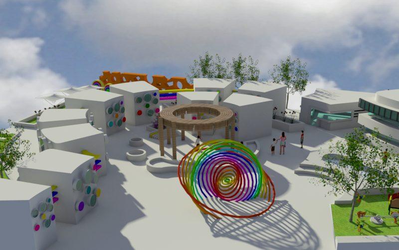 طرح خانه کودکان بی سرپرست با مدارک کامل