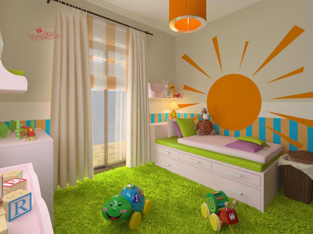 طرح اماده معماری خانه کودک
