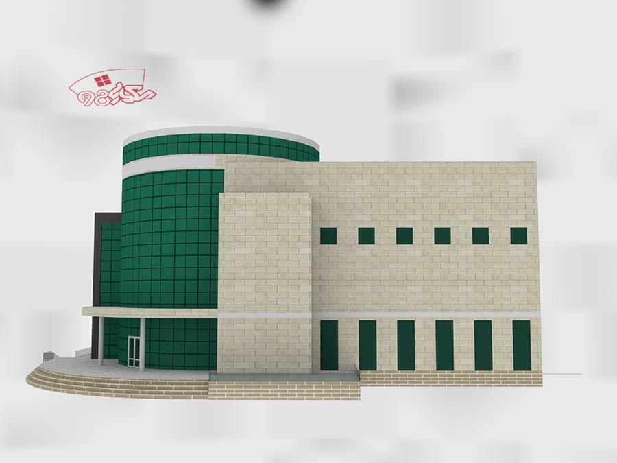 پروژه کامل دفتر اداری