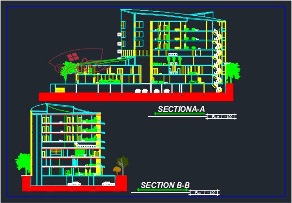 پروژه بیمارستان طرح 4