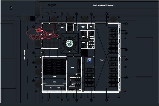 پروژه کامل طراحی موزه مدرن
