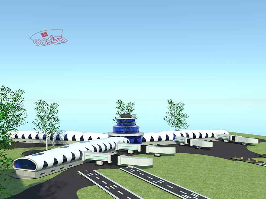 فرودگاه با مدارک کامل