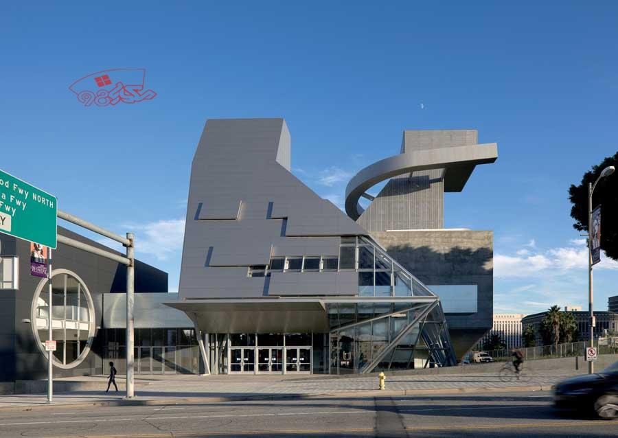 پاورپوینت بررسی دبیرستان هنر های بصری و نمایشی لس انجلس کامل