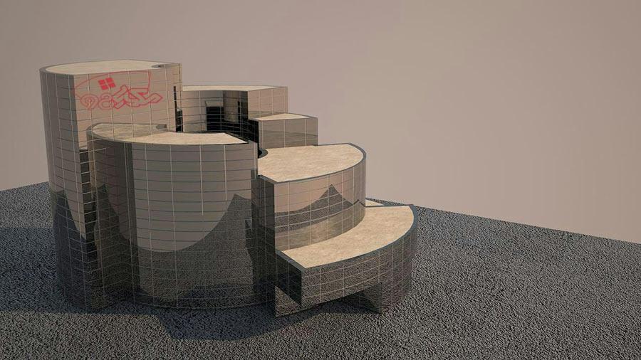 دانلود رایگان پروژه هتل زیبا و کامل