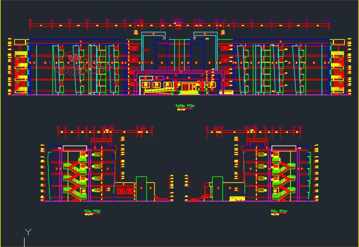 طرح معماری دانشکده فنی مهندسی