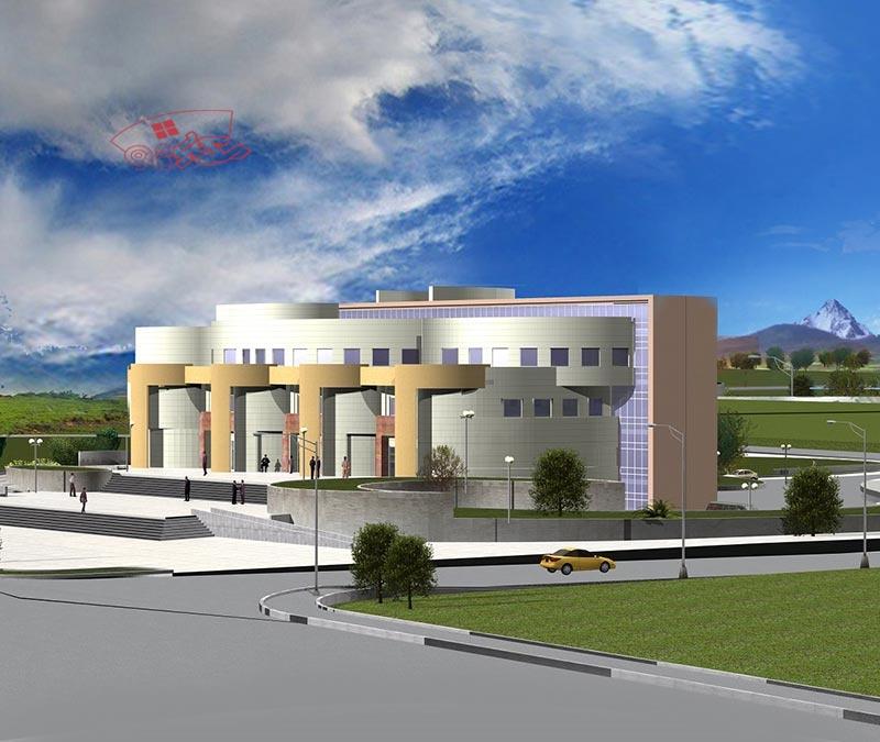 پلان کامل دانشکده فنی مهندسی