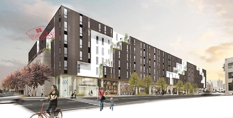 مطالعات طراحی مجتمع مسکونی با رویکرد تقویت روحیه ساکنین