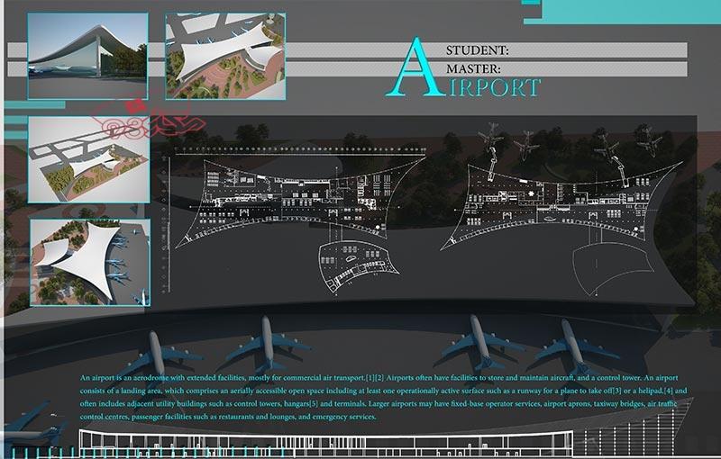 طرح فرودگاه منطقه ای
