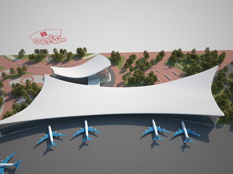 طرح آماده فرودگاه منطقه ای