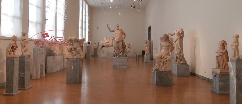 مطالعات ارشد موزه باستان شناسی با رویکرد بازیابی هویت معماری سنتی