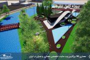 پروژه کامل تئاتر شهر استان گیلان ( کد , تری دی , شیت )