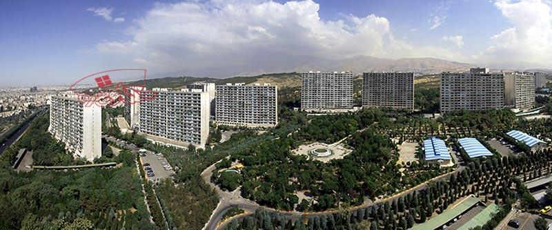 پاورپوینت تحلیل معماری شهرک امید
