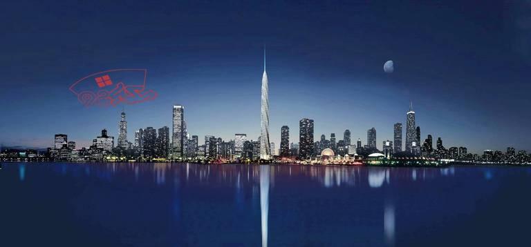 پاورپوینت معماری منار فوردهام شیکاگو