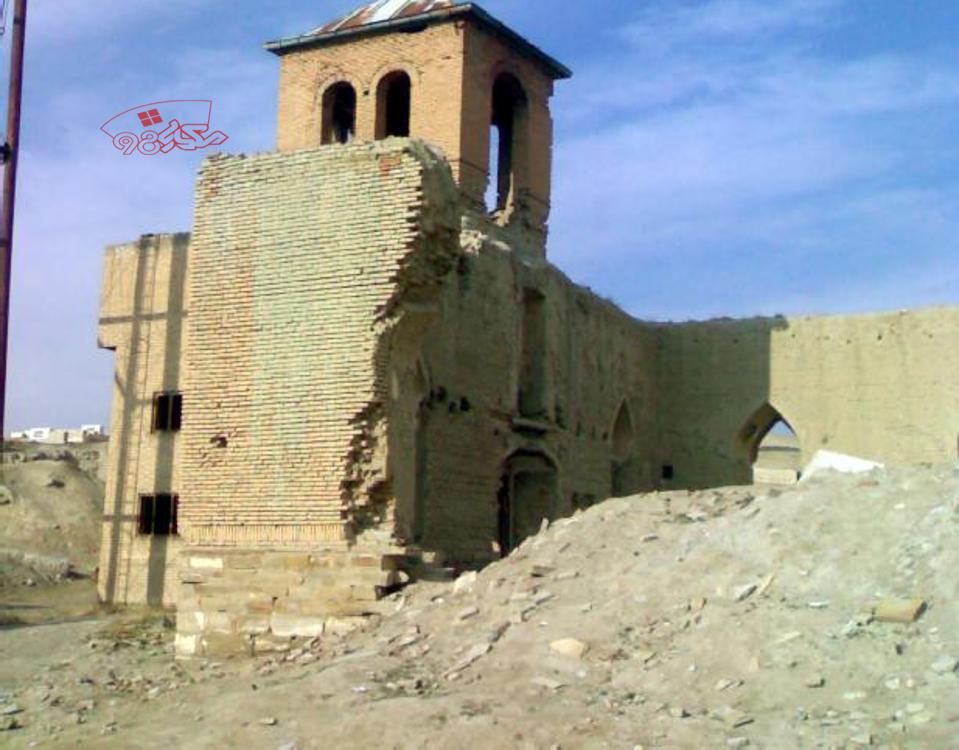 پاورپوینت مرمت کامل کلیسای گوک تپه