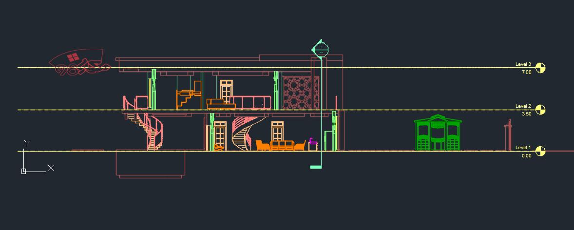 طراحی خانه معمار با رویکرد آینده