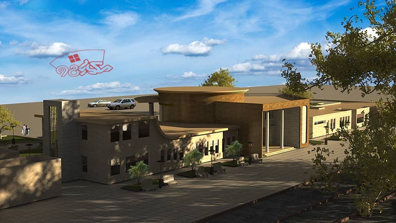 پروژه طراحی ایستگاه قطار